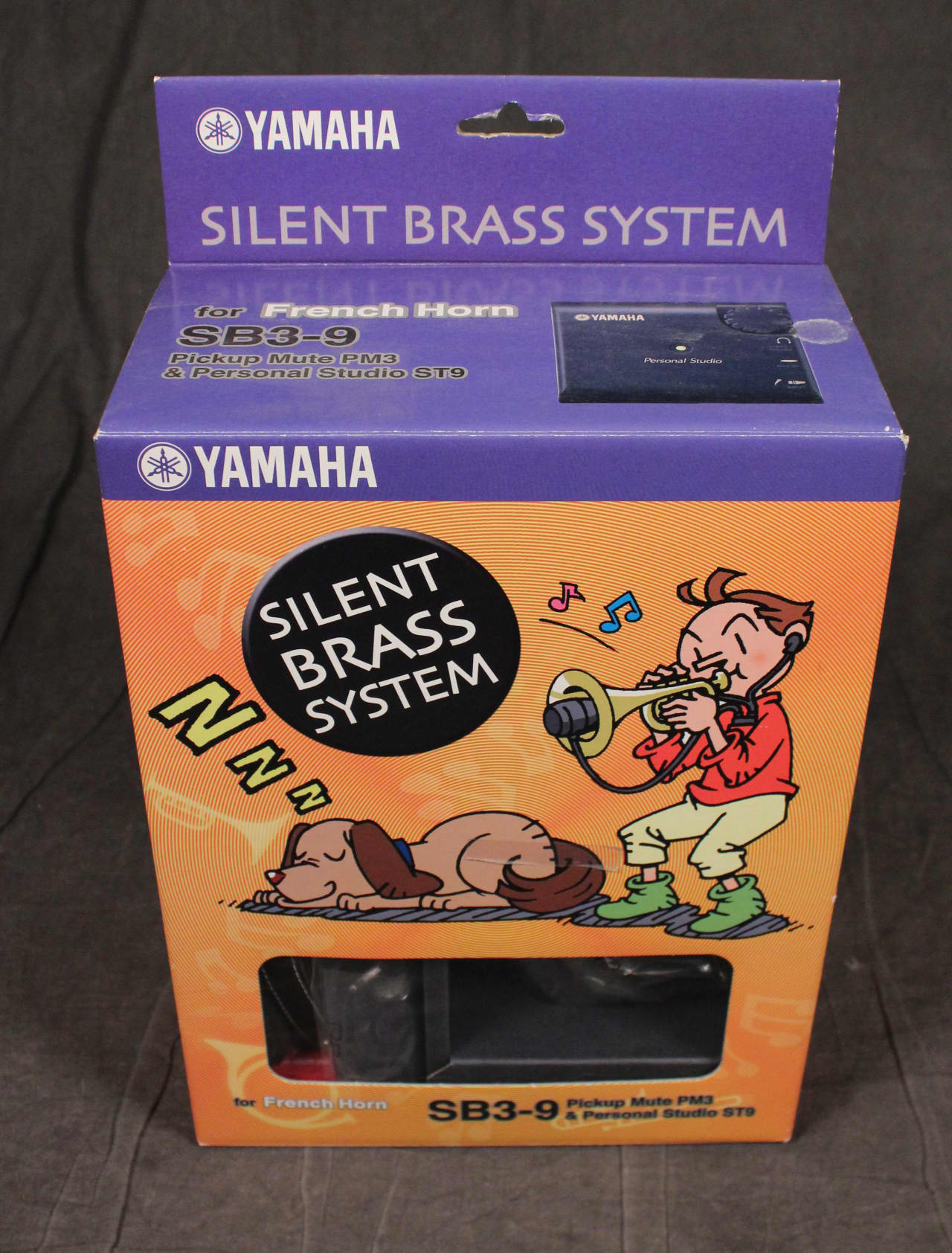 Yamaha sb3 9 silent brass system swing city music reverb for Yamaha collinsville il