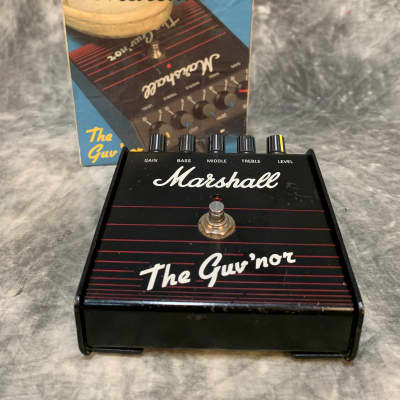 Marshall Guv'nor Distortion with Box for sale