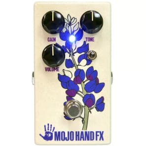 Mojo Hand FX Blue Bonnet Special Overdrive