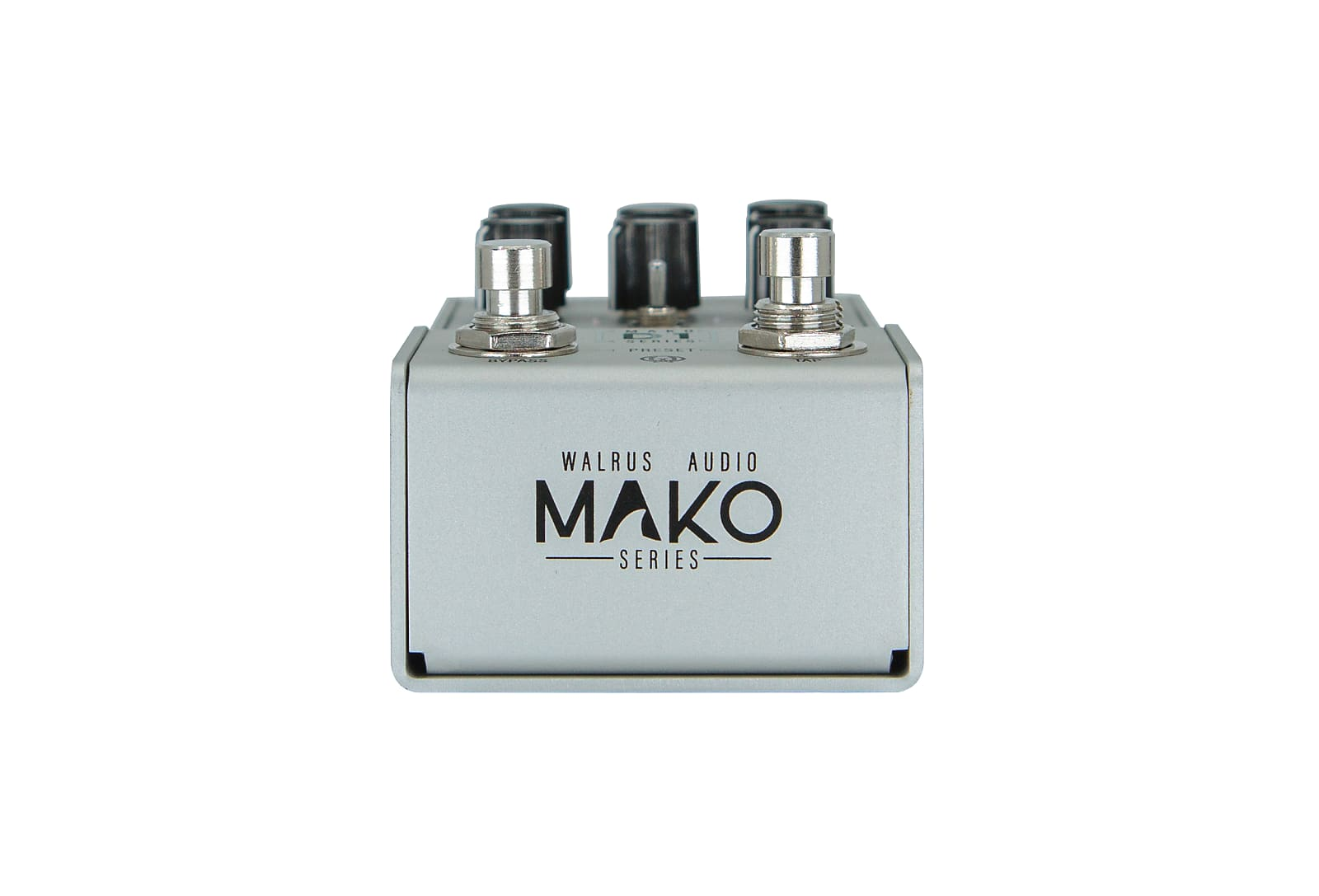 Walrus Audio MAKO Series D1 High-Fidelity Stereo Delay Effects Pedal
