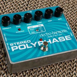 Electro-Harmonix Stereo Polyphase Optical Phase Shifter