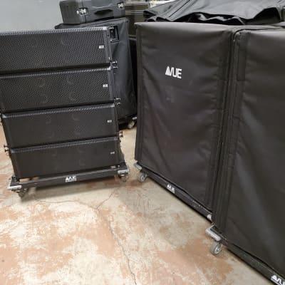 Vue  Audiotechnik Al-8/ HS-28  Sound System