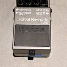 Boss RV5 Reverb Pedal