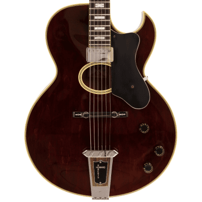 1981 Gibson Howard Roberts Custom, Red Wine for sale