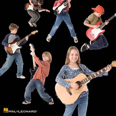 Hal Leonard Guitar for Kids Method and Songbook