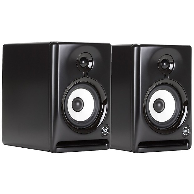 rcf ayra 5 nearfield reference studio computer monitor pair reverb. Black Bedroom Furniture Sets. Home Design Ideas