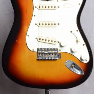Fender Japan 1982 JV Serial ST62-85 3Tone Suhnburst - Shipping Included*