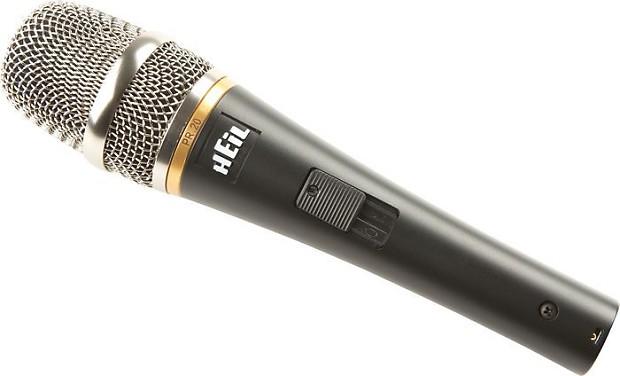 heil pr20 sut utility switch professional dynamic microphone reverb. Black Bedroom Furniture Sets. Home Design Ideas