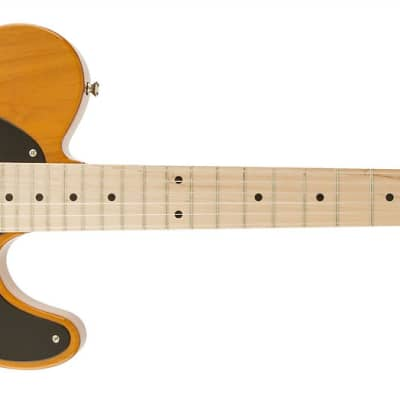 Squier Affinity Series Telecaster, Maple Fingerboard, Butterscotch Blonde 310203550