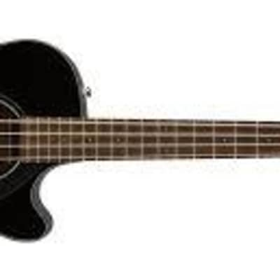 Fender CB-60SCE Black Acoustic Bass for sale