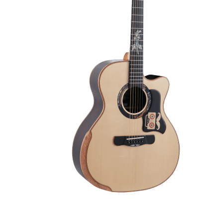 Merida Extrema A18GAC  Acoustic Guitar Flower version for sale