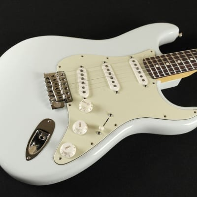 Fender American Special Stratocaster Rosewood Fingerboard - Sonic Blue - 0115600372 (832) for sale