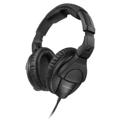 Sennheiser HD 280 Pro Closed Back Headphones, Around-The-Ear; Immaculate w/Full Warranty