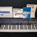Korg PolySix Analog Polyphonic Synth w/ Kiwisix Power & MIDI Upgrades, Tubbutec Polysex OSC Mod, Syn
