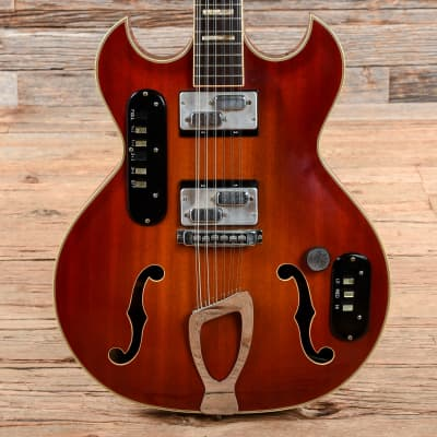 Goya Rangemaster 12-String Sunburst 1966 for sale