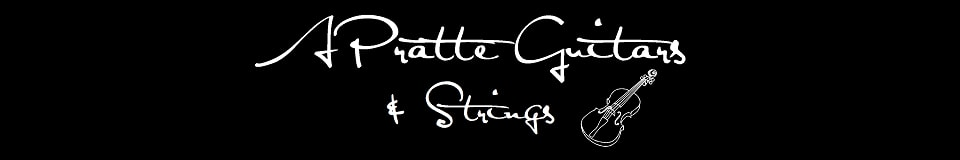 A Pratte Guitars & Strings