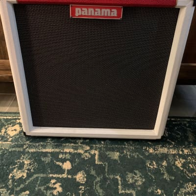 Panama  4x8 cabinet  Red and white for sale