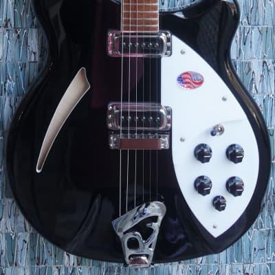 Rickenbacker 360, Jetglo for sale