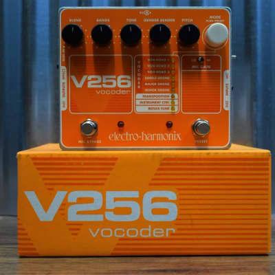 Electro-Harmonix EHX V256 Vocoder Vocal & Guitar Effect Pedal