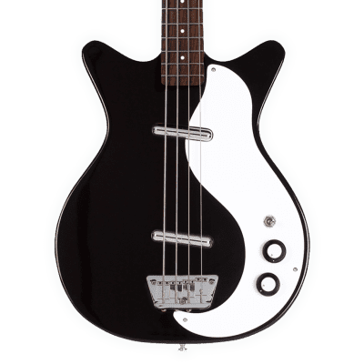 Danelectro Dc 59 Long Scale Bass Black for sale