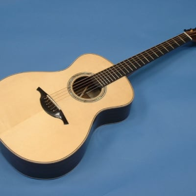 Jimmy Caldwell Grand Concert Engelmann - Ziricote 2007 Natural for sale