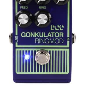 DOD Gonkulator Ring Modulator Pedal for sale