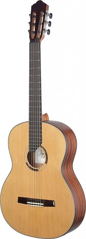 Angel Lopez Eresma Series Classical Guitar Lefthanded image