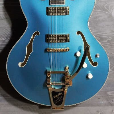 Eastman  T486-B Custom Edition Celestine Blue - Authorized Online Dealer for sale