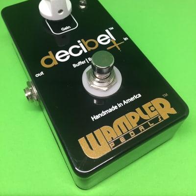Wampler Decibel Plus Buffer & Boost