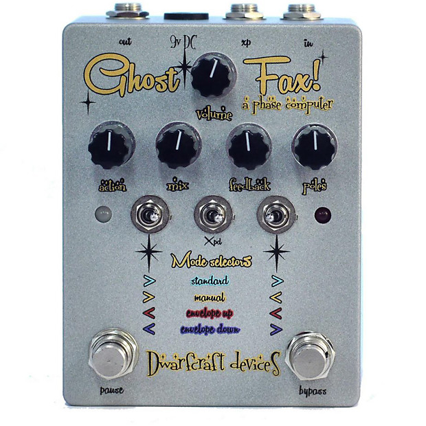 dwarfcraft devices ghost fax phaser computer guitar effects reverb. Black Bedroom Furniture Sets. Home Design Ideas