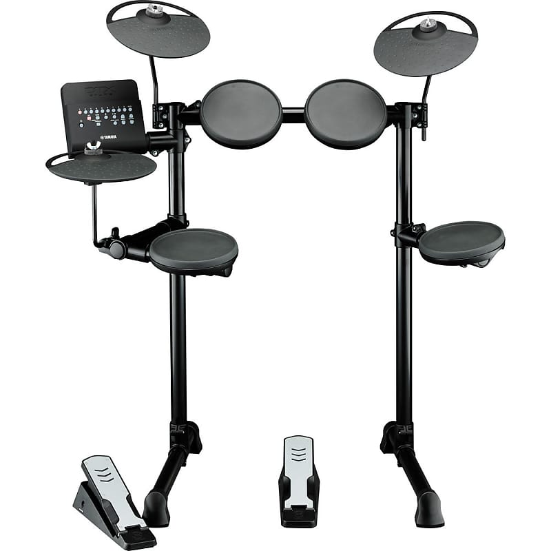 Yamaha DTX402K 5-piece Electronic Drum Set Electronic Drum | Reverb