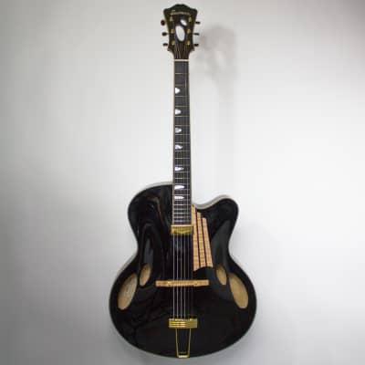 Eastman AR910CE Custom by Otto D'Ambrosio  Ebony for sale