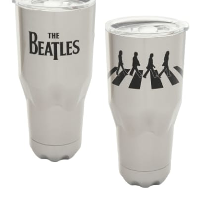 Beatles 30 oz. Stainless Steel Vaccuum Travel Tumbler