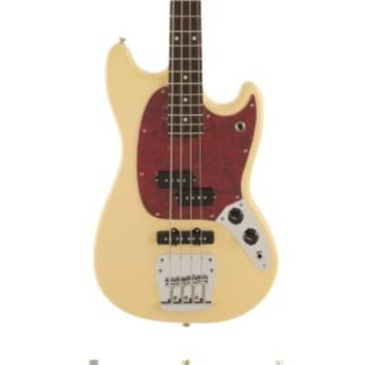 Bass Guitar Fender Mustang Made in Japan - Don't pay $1859. Get yours at $1550