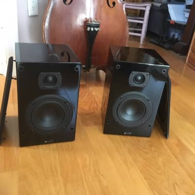 Aperion  DiAural piano black