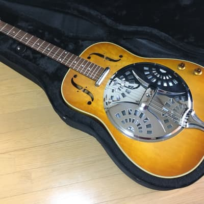 Greco D-95P Resonator Guitar, Made in Japan, f8336 for sale