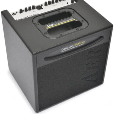 AER Compact Mobile Acoustic Guitar Amplifier Combo for sale