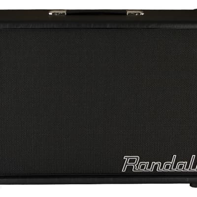Randall RV112GB 25W 1x12 Guitar Speaker Cabinet - Black