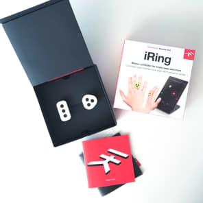 IK Multimedia iRing Motion Controller for Mobile Music Apps