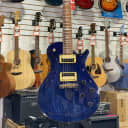 Paul Reed Smith SE 245 Whale Blue Bird Inlays w/ Gig-Bag + Free Shipping