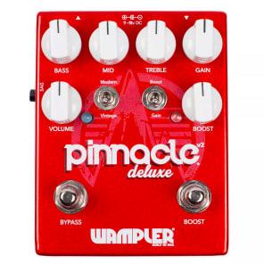 Wampler Pinnacle Deluxe V2 Pedal