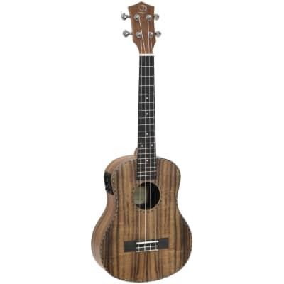 Dimavery UK-600 Electro-Acoustic Tenor Ukulele for sale