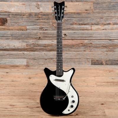 Danelectro 4011 Hand Vibrato Single Pickup Black 1964