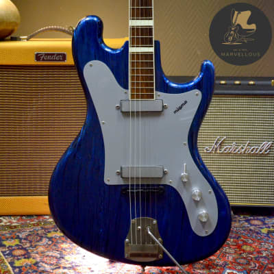 MIGMA Elektra Swirl 1960s Blue for sale