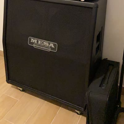 Mesa Boogie Mesa Boogie RECTIFIER TRADITIONAL CAB 4X12 2015 Nero for sale
