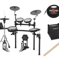 Roland TD-25KS Electronic Drum Set  w/Personal Drum Monitor