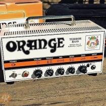 Orange Terror Bass Head BT500H 2010s White image