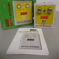 BBE Opto Stomp Optical Compressor