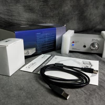 Furutech ADL GT40 | 24-bit/96KHz GT40 USB DAC with Phono Stage