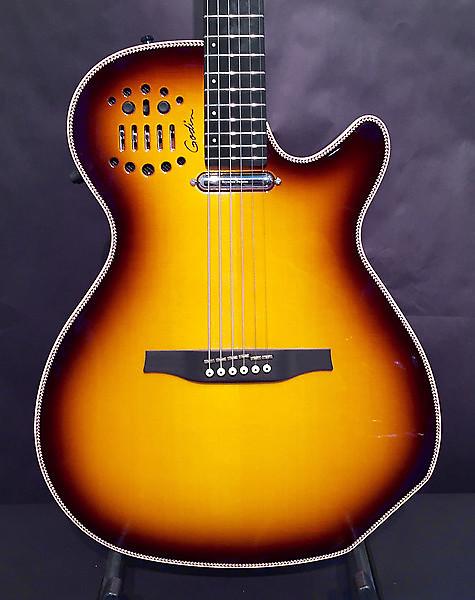 godin multiac spectrum steel sa electric guitar reverb. Black Bedroom Furniture Sets. Home Design Ideas